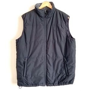 CHAMPION Mens Feather Down Vest- Black L